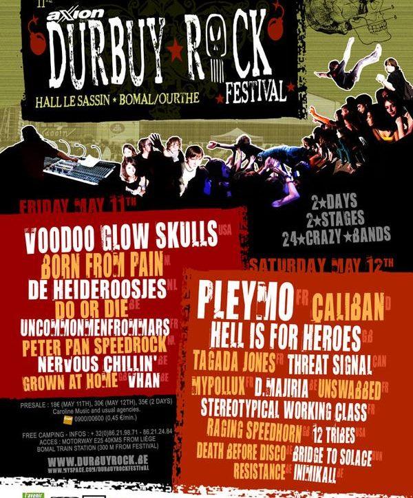 Durbuy Rock Festival 2007