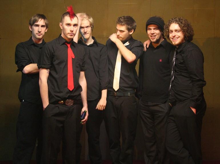 Band Photo 2007