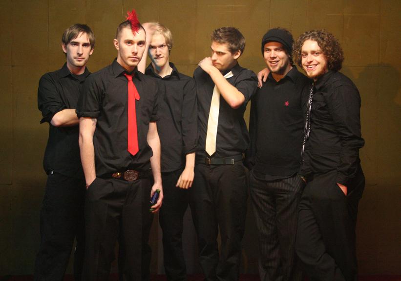 2007 Band Photo