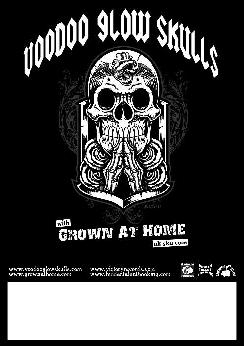 Voodoo Glow Skulls Poster